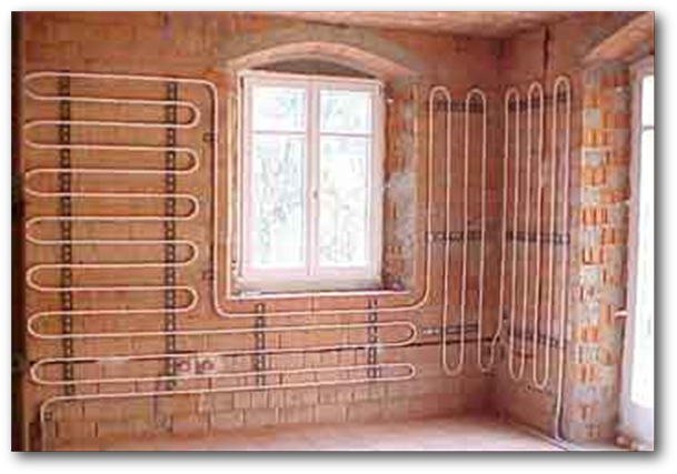 Hydronics Manufacturing A Brief History Of Radiant Wall